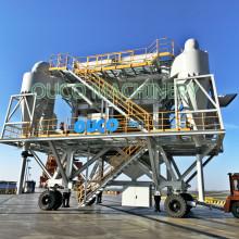 Trémie de port Eco de contrôle de la poussière d'une capacité de 40m3