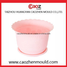 Flower Pot Injection Mold com 2016 Novo Design