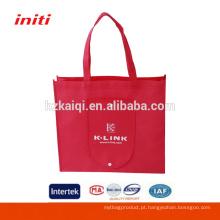 Os mais vendidos dobráveis duráveis sacos de compras