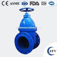 Fábrica precio no levantamiento vástago de válvula de compuerta, válvula de puerta, válvula de compuerta ANSI