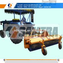 Traktor-Schneekehrmaschine, Schneebürste