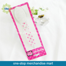 Pink Dots Foot Scrubber and brush