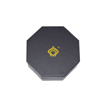 Octagon Jewelry Paper Packaging Gift Box
