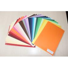 Seiden-Baumwoll-Farbpapier