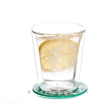 Double Wall Thermo Glass Drinkware For Beer