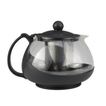 Remover Design Glass Tea Pot