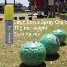 Lawn Bowls Chalk Spray Chalk Maker Aerosol Chalk spray