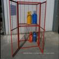 полностью Сварной высокое качество флягодержатель для хранения газов со съемной полкой