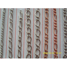 china supplier make top quality metal handbag chain for fashion accessories