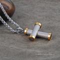 Новое Прибытие Уникальные Мужские Христианский Крест Подвеска Из Нержавеющей Стали Цепи Ожерелье