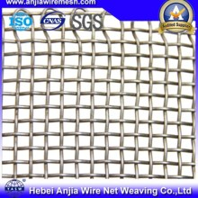 Galvanisiertes gewebtes quadratisches Eisengewebe für Filternetz