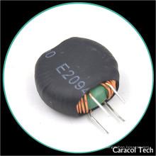 Électro-aimants miniatures Inductance de bobine de cuivre de noyau de ferrite de Toriold