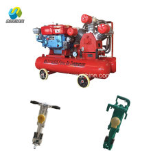 Promosi piston diesel reciprocating air compressor