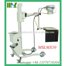 MSLMX10-M Top selling 30mA Mobile X-ray Unit mobile digital X-ray machine