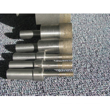 straight shank 3-220mm sintered diamond glass drill bits (more photos)