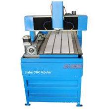 JK-6090 madeira máquina de CNC com 4 eixos