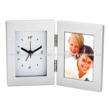 Desk Clocks with Photo FrameNew
