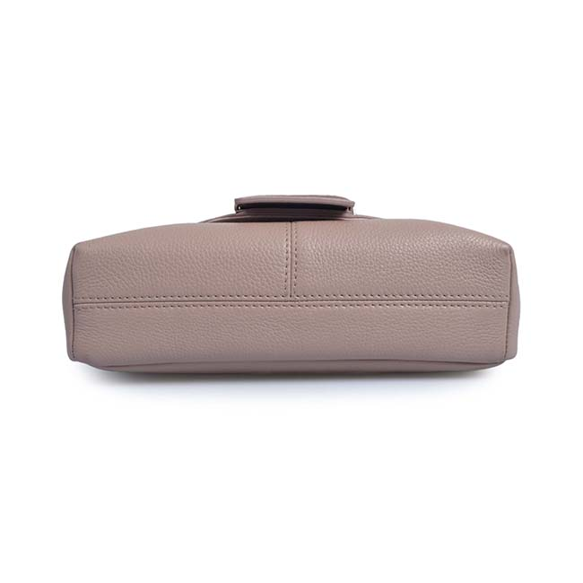 womens chain shoulder mini genuine leather crossbody bag