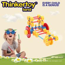 Nizza Form Design Plastik Pädagogische Spielzeug für Kinder