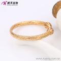 51426 Xuping bijoux vente chaude 18K plaqué or bracelet avec style manchette