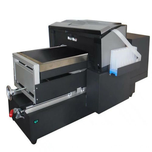 China A3 Size Multifunction Flatbed Printing Machine Used