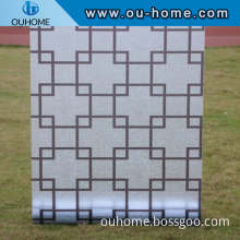 BT850 Non transparent frosted safety film