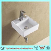 Cuarto de baño colgante lavado lavabos de cara para los baños
