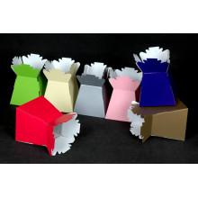 ремесло цветок перевозчик сладкие коробки букет