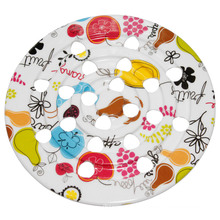 Melamine Coaster/100% Melamine Tableware (GD919)