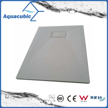 Sanitary Ware 1100*700 High Quality Stone Surface SMC Shower Base (ASMC1170S)