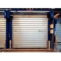 High-speed spiral doors- Insulated