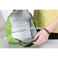 Hot Teens Women Polysester Lunch Box Bag Cooler Tote