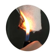 Flame rerardant polyester needle felt