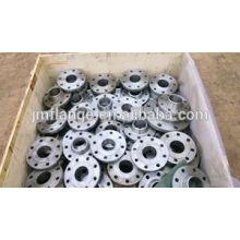 mild steel plate flange ANSI B16.5 standard 150bls