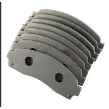 Car Brake System Disc Brake Pad Backing Plate disc brake pad material back plate