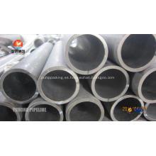Tubo de aleación Inconel ASME SB163 UNS N06600