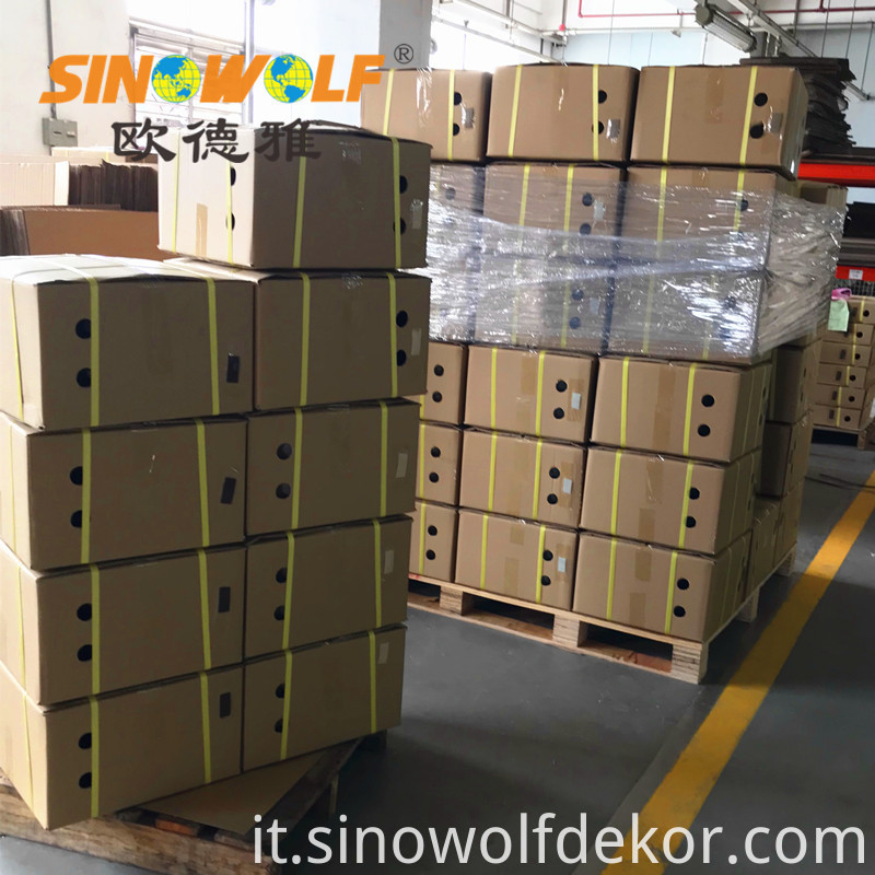 Solid Color Abs Edge Banding Packing