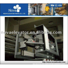 Elevador de cuerda de freno para el ascensor