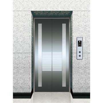 Elevator Etched Stainless Steel Landing Door