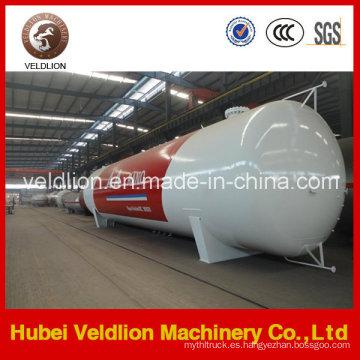 100cbm / 100, 000liters / 100m3 Gas LPG Depósito de almacenamiento de presión