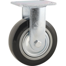 H2 Heavy Duty Double Ball Bearing PU Fixed Type Caster