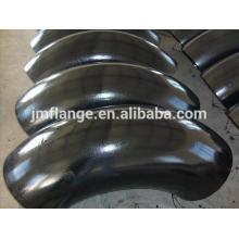 Стыковой сварной шов jis стандартный sgp 16-дюймовый угольник из углеродистой стали