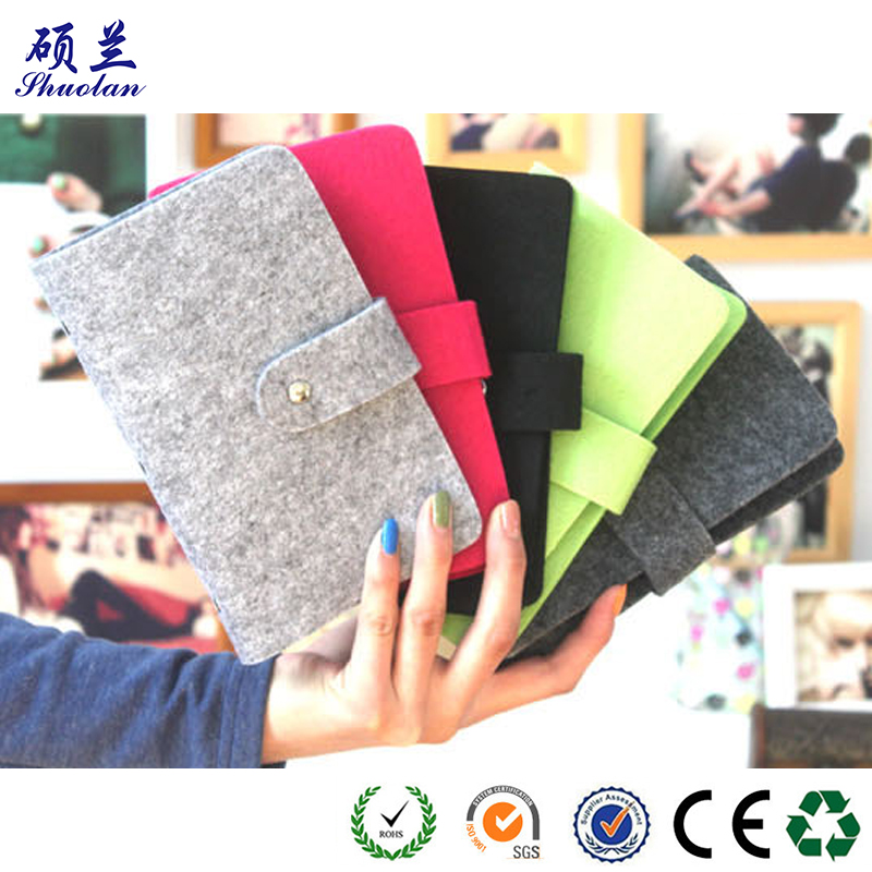 Top Quality Felt Card Organizer