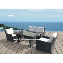 Hot Sale Sofa Set Rattan Wicker Outdoor Furniture Bp-588d