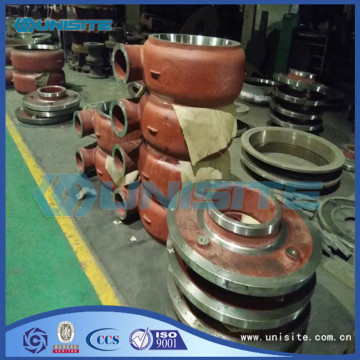 Steel Casting Mud Pump Shell