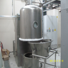 GFG-120 Series High-Efficiency Fluidizing Dryer