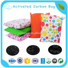 Classification de l'agent auxiliaire chimique et type de charbon actif adsorbant