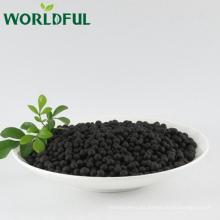 pelotilla de humates de potasio caliente de la venta mundial como fertilizante orgánico