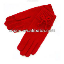 PK17ST347 design for ladies woolen hand pain gloves