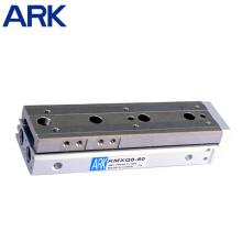 China Cilindro de aire del pistón neumático de la acción doble KMXQ